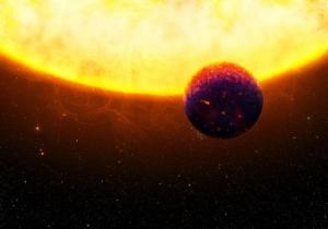 Алмазная планета на самом деле оказалась сапфировой