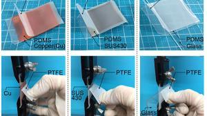 Японские физики выяснили, каксклеить металл ипластик безклея
