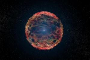 Вода могла бы затопить Землю, если бы не древняя сверхновая