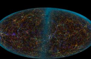 Ускоренное расширение Вселенной описано врамках многомерной теории