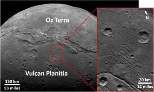 В «царстве» Плутона оказалось неожиданно мало небольших объектов