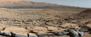 Марсианские микробы могут выжить в соленых лужах на Красной планете