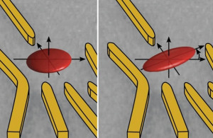 Физики впервые показали, каквыглядит электрон